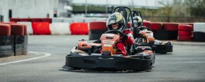 Junior karting stages