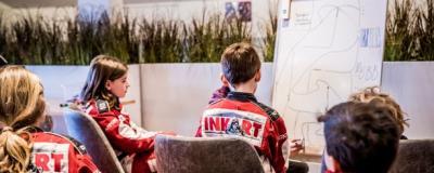 Karting lesson at INKART