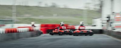 outdoor,karting open